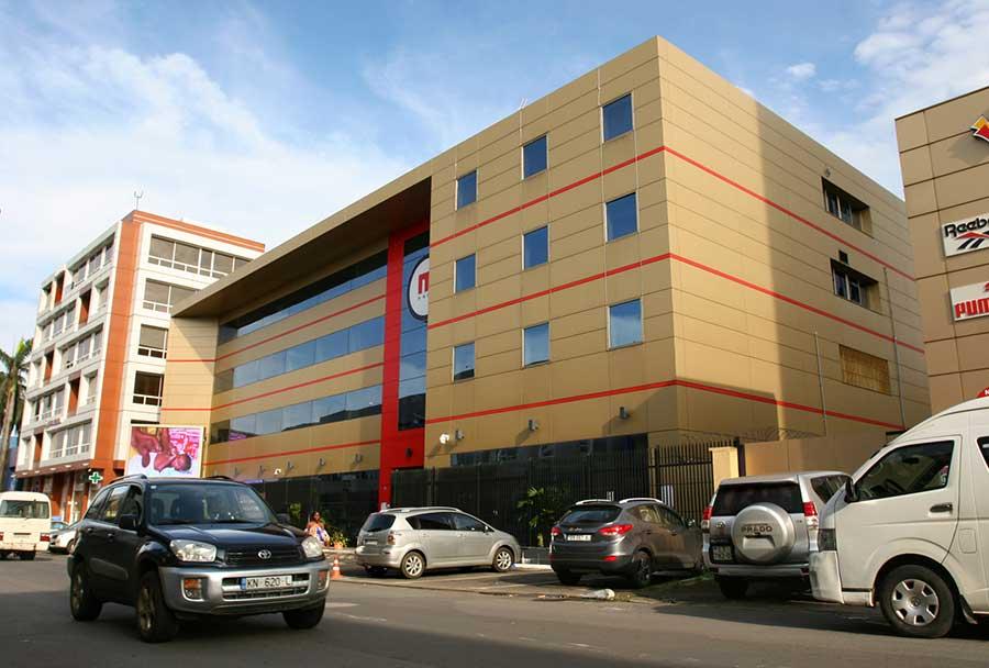 Oficinas centrales del Grupo Martínez Hermanos en Malabo